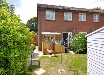 Thumbnail 1 bed flat for sale in Spartina Drive, Lymington, Hampshire