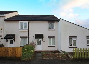 Thumbnail 3 bedroom terraced house for sale in Spring Close, Newton Abbot