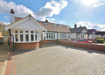 Thumbnail 4 bed terraced bungalow for sale in Cadbury Road, Sunbury On Thames, Middlesex