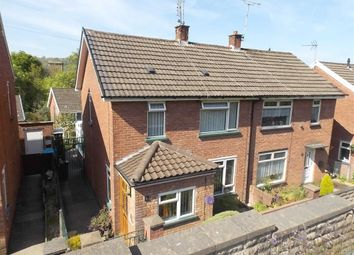 Thumbnail 2 bed semi-detached house for sale in Bryn Ilan, Glyntaff, Pontypridd