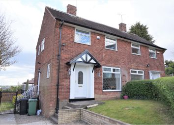 Thumbnail 2 bedroom semi-detached house for sale in Butterbowl Mount, Leeds