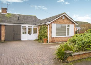 Thumbnail 3 bed semi-detached bungalow for sale in Blythe Avenue, Balsall Common, Coventry