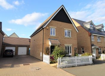 Thumbnail 4 bed property for sale in Arnold Rise, Biggleswade