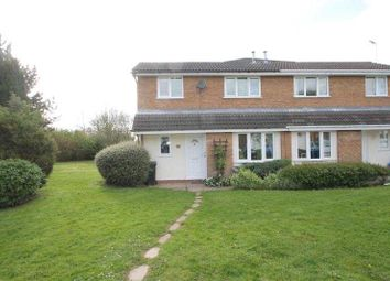 Thumbnail 2 bed semi-detached house to rent in Foxdale Road, Brierley Hill, West Midlands