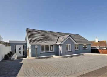 Thumbnail 4 bed detached bungalow for sale in Trevella Road, Bude, Cornwall