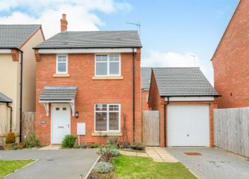 Thumbnail 3 bed detached house for sale in Poppy Close, Stratford-Upon-Avon