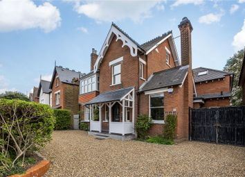 Thumbnail 6 bedroom detached house for sale in Fassett Road, Kingston Upon Thames