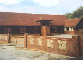 Thumbnail Office to let in Ground Floor, Tithe Barn, Bottom Barn Farm, Berrys Hill, Cudham, Westerham, Kent