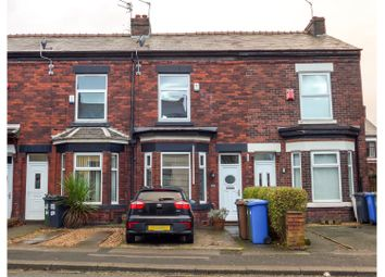 Thumbnail 2 bedroom terraced house for sale in Edge Lane, Manchester