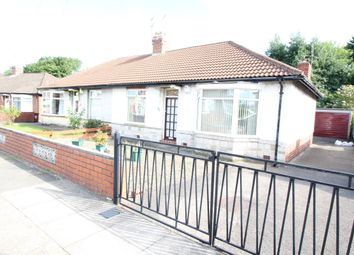 Thumbnail 2 bed bungalow for sale in Larchwood Avenue, Walkerville, Newcastle Upon Tyne