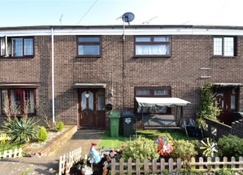 Thumbnail 3 bed terraced house for sale in Ingress Gardens, Greenhithe, Kent