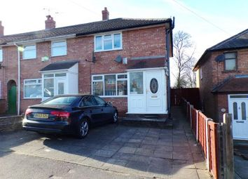 Thumbnail 3 bed end terrace house for sale in Wash Lane, Yardley, Birmingham