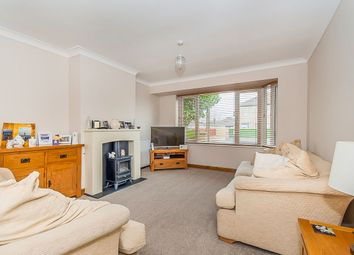 Thumbnail 3 bedroom semi-detached house for sale in Oakdale Avenue, Stanground, Peterborough