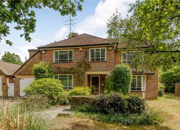 Thumbnail 3 bed detached house for sale in Frensham Vale, Lower Bourne, Farnham, Surrey