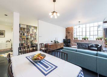 Thumbnail 1 bed flat for sale in Citybridge House, Goswell Road