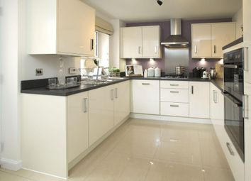"Thumbnail 3 bedroom detached house for sale in ""Faringdon I"" at Blackpool Road, Kirkham, Preston"