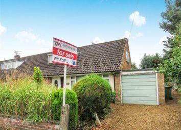 Thumbnail 3 bed property for sale in Burlington Way, Hemingford Grey, Huntingdon