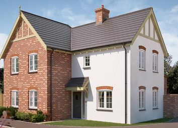 "Thumbnail 4 bed detached house for sale in ""The Hartlebury"" at Bowbridge Lane, New Balderton, Newark"