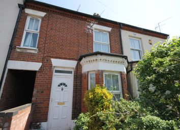 Thumbnail 3 bed terraced house to rent in Salisbury Road, Norwich