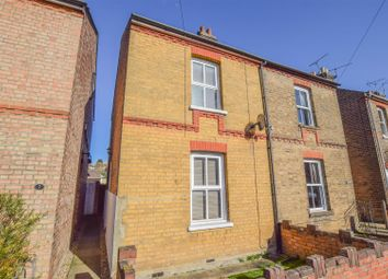 Thumbnail 2 bed semi-detached house for sale in Vicarage Road, Ware