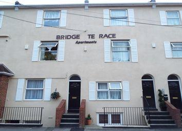 Thumbnail Studio to rent in Bridge Terrace, Albert Road South, Ocean Village, Southampton