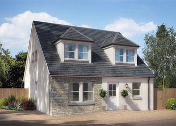 Thumbnail 3 bedroom detached house for sale in Castlegait Development, Glamis, Nr Forfar