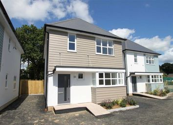 Thumbnail 3 bed detached house for sale in Apple Tree Gardens, Glenville Road, Walkford, Christchurch, Dorset
