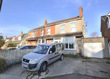 Thumbnail 4 bed semi-detached house for sale in Ermin Street, Brockworth, Gloucester