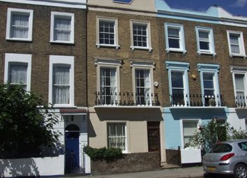 Thumbnail 4 bedroom terraced house for sale in Castlehaven Road, Camden, London