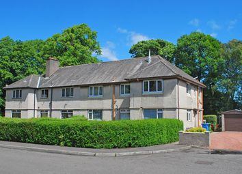 Thumbnail 3 bedroom flat for sale in Graham Avenue, Larbert
