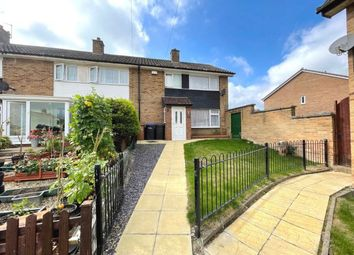 Thumbnail 3 bed end terrace house for sale in Swale Drive, Kings Heath, Northampton