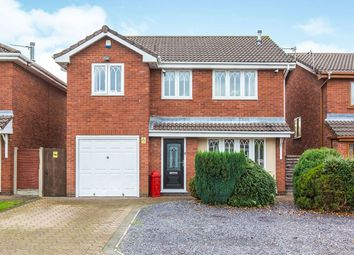 Thumbnail 4 bed detached house for sale in Millwood Close, Ashton-In-Makerfield, Wigan
