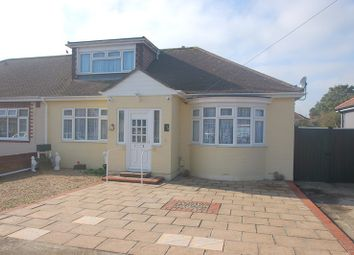 Thumbnail 3 bed bungalow for sale in Perth Road, Gosport