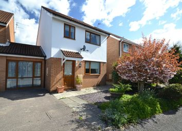 Thumbnail 3 bed link-detached house to rent in Cheriton Drive, Thornhill, Cardiff.