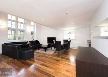 Thumbnail 2 bed flat to rent in Linstead Street, West Hampstead, London