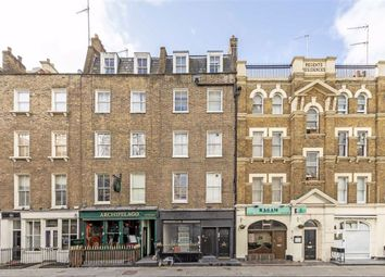 Thumbnail 1 bed flat for sale in Cleveland Street, London