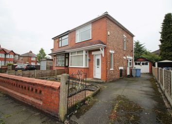 Thumbnail 2 bed semi-detached house to rent in Haig Road, Stretford, Manchester