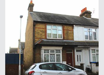 Thumbnail 3 bed end terrace house for sale in Fairlight Avenue, Ramsgate