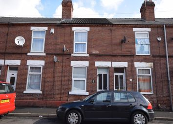 Thumbnail 2 bed terraced house to rent in Gladstone Road, Doncaster