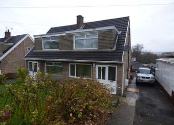 Thumbnail 3 bed property to rent in 76 Castle Drive, Cimla, Neath.