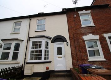 Thumbnail 2 bed terraced house to rent in Radcliffe Road, Hitchin