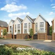 Thumbnail 4 bedroom detached house for sale in 2040 & 2041 The Lancaster, Bristol Road, 1Sz, Frenchay, Bristol