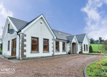 Thumbnail 5 bed detached bungalow for sale in Tattygare Road, Cavancarragh, Lisbellaw, Enniskillen, County Fermanagh