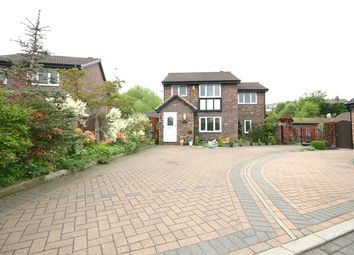 Thumbnail 3 bed detached house for sale in Hazlemere, Stoneclough, Bolton