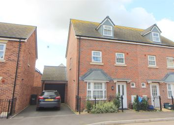 Thumbnail 4 bed semi-detached house for sale in St. Mawgan Street Kingsway, Quedgeley, Gloucester