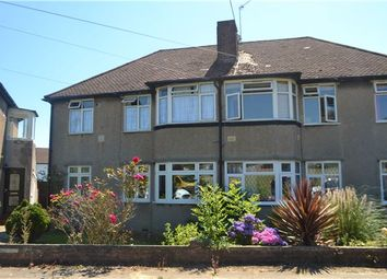 Thumbnail 2 bedroom maisonette for sale in Robin Hood Green, Orpington, Kent