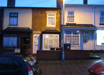 Thumbnail 3 bed terraced house to rent in Herrick Road, Alum Rock, Birmingham