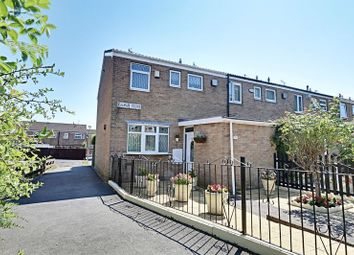 Thumbnail 3 bed end terrace house for sale in Fulmar Close, Bransholme, Hull