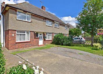 Thumbnail 3 bed semi-detached house for sale in South Road, Marden, Tonbridge, Kent