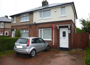 Thumbnail 2 bedroom semi-detached house to rent in Owen Avenue, Ormskirk